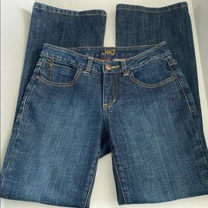Jag Jeans Stretch Bootcut Size 2